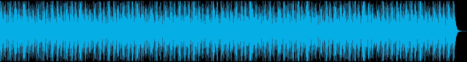 [ニュース報道]無機質:フラット:11の再生済みの波形