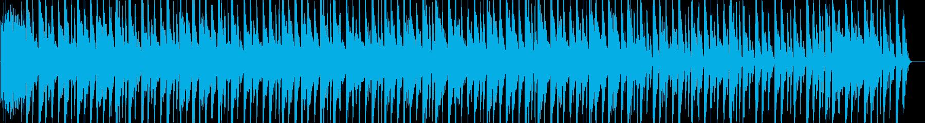 楽しくアッパーなヒップホップのんの再生済みの波形