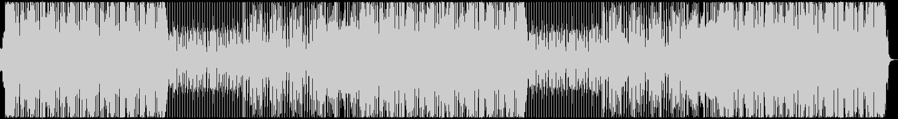 カジノ風ゴージャスなブラスファンクポップの未再生の波形