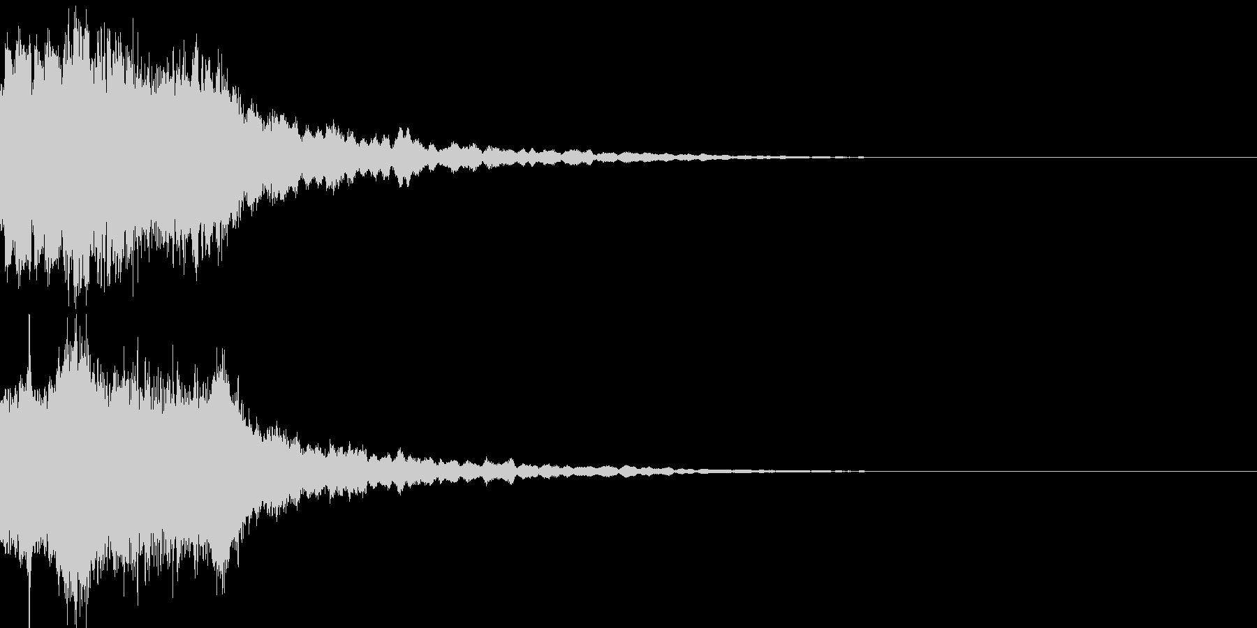 魔法33(回復・光・防御・補助系)の未再生の波形