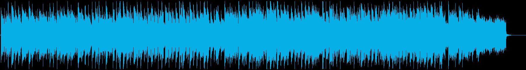 黄昏、ノスタルジー、オルガンとリコーダーの再生済みの波形