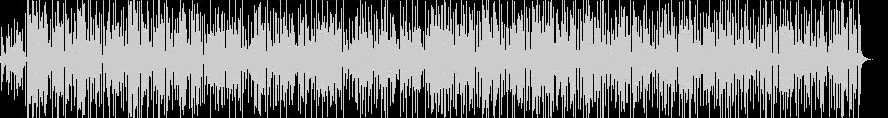 お琴の音色が可愛いほのぼのお正月の未再生の波形