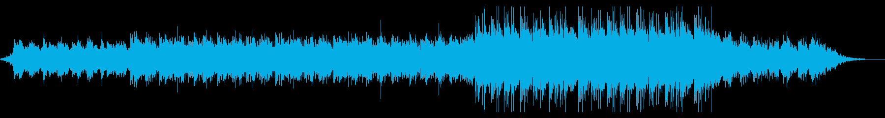 ドキュメント エンディング ドラム無しの再生済みの波形