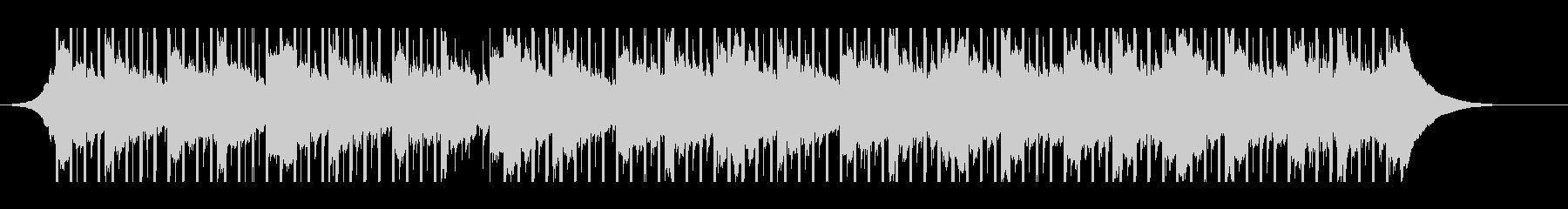 説明する(60秒)の未再生の波形