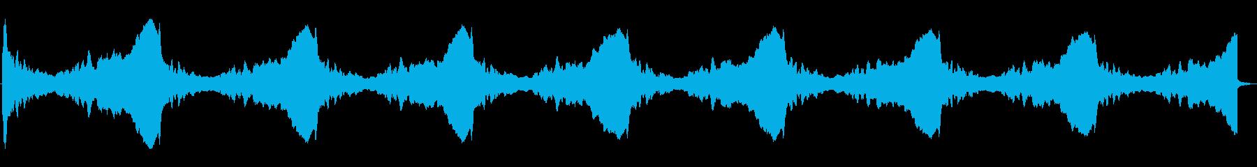 パトカー:ワイルサイレンの再生済みの波形