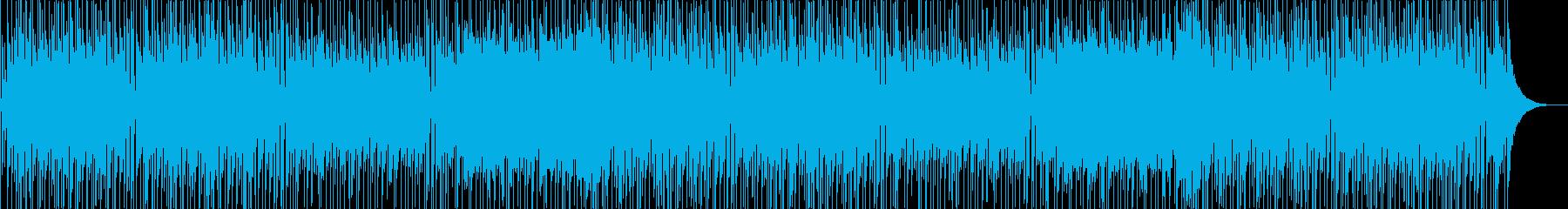 日常、ほのぼの、爽やか、軽快の再生済みの波形