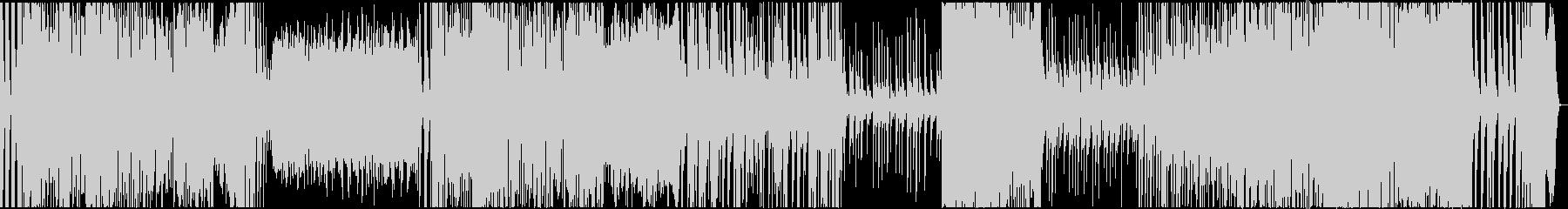 ムソルグスキー 組曲「展覧会の絵」 8の未再生の波形