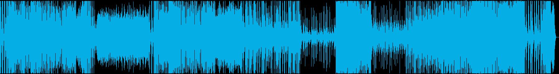 ムソルグスキー 組曲「展覧会の絵」 8の再生済みの波形