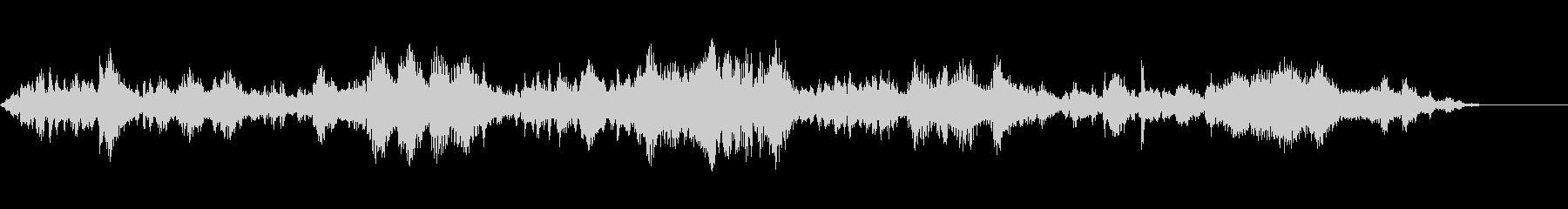ジャングルバード-サル-ミックスエンの未再生の波形