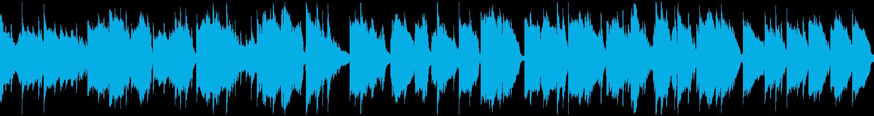 超ゆったり系イージーリスニング※ループ版の再生済みの波形