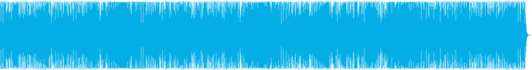 Cool light pops's reproduced waveform