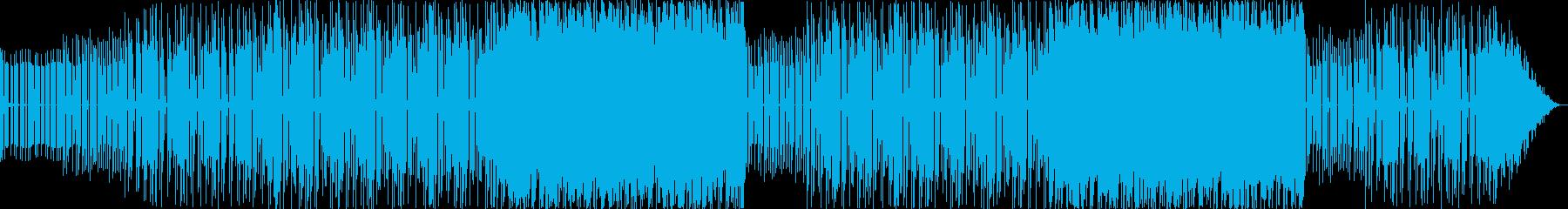 パノラマの開口部を持つエレクトロト...の再生済みの波形