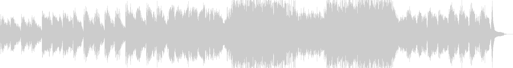 別れを名残惜しむイメージのピ…02:01の未再生の波形