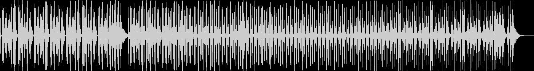 口笛のかわいい映像系の曲(ベースなし)の未再生の波形