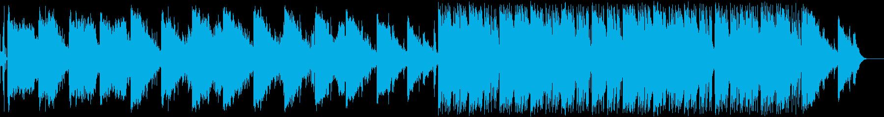 神秘的静かなエレピ・ナレーション好相性の再生済みの波形