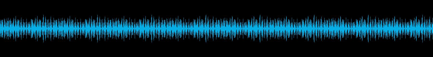 Vtuberの配信 雑談向けBGM 11の再生済みの波形