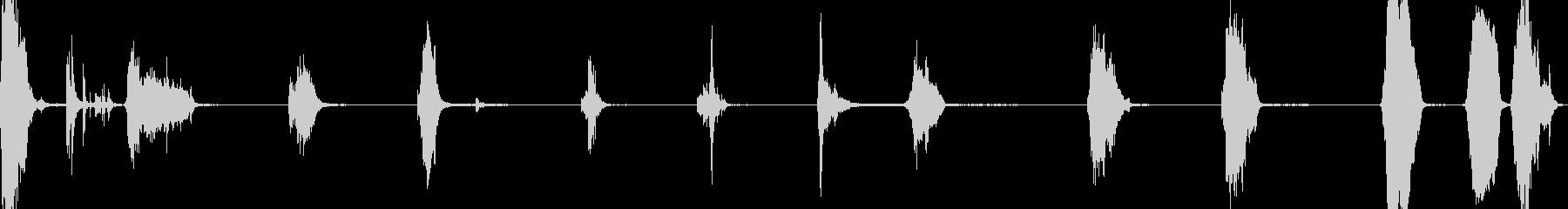 メタルバレル:スクレイピング、8テ...の未再生の波形