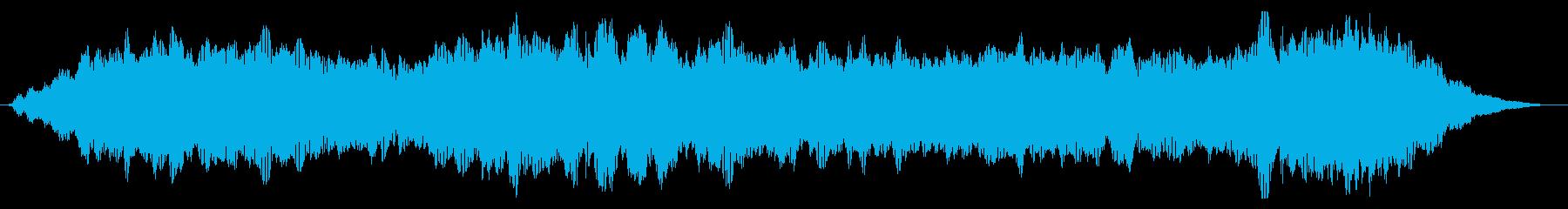 トランジション パッドスイープクワ...の再生済みの波形