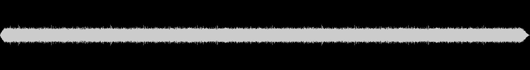 川の音1~渓流~急流~【生録音】の未再生の波形