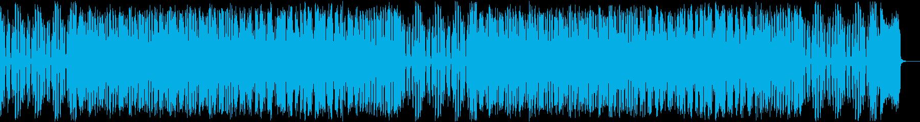 スカ/クール/ギャング/かっこいいの再生済みの波形