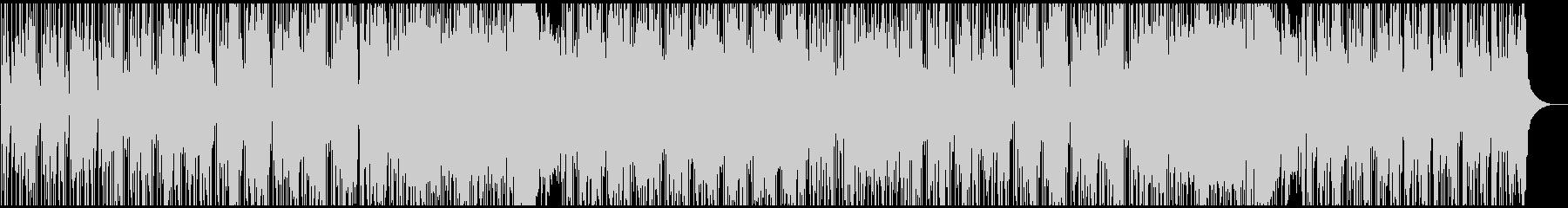 スタイリッシュなギターロックファンクの未再生の波形