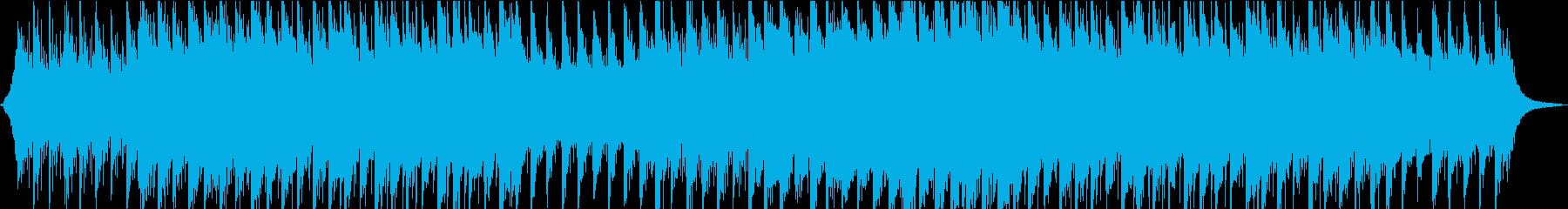 和風・オリエンタルなコーポレート③の再生済みの波形