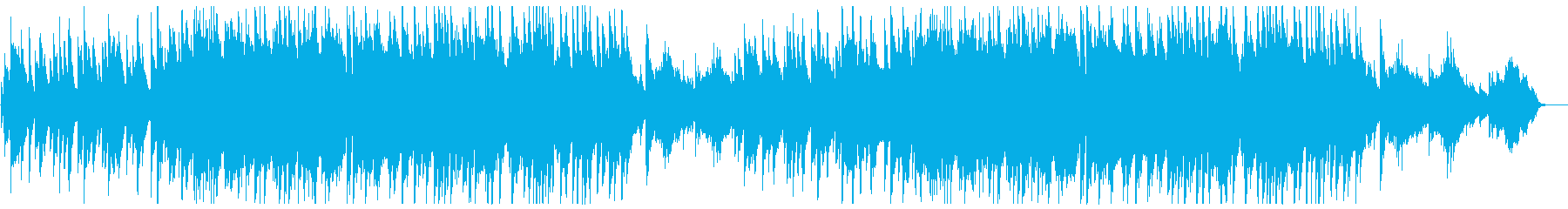 アコギとピアノによる爽やかで感動的な曲の再生済みの波形
