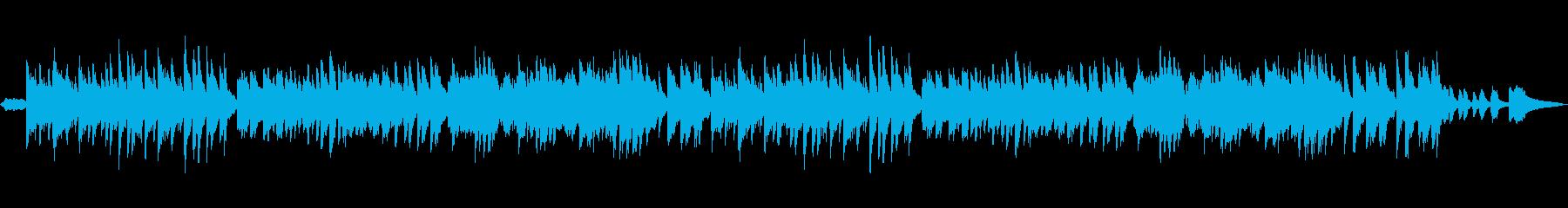 ヒーリングクラシック4-long-ピアノの再生済みの波形