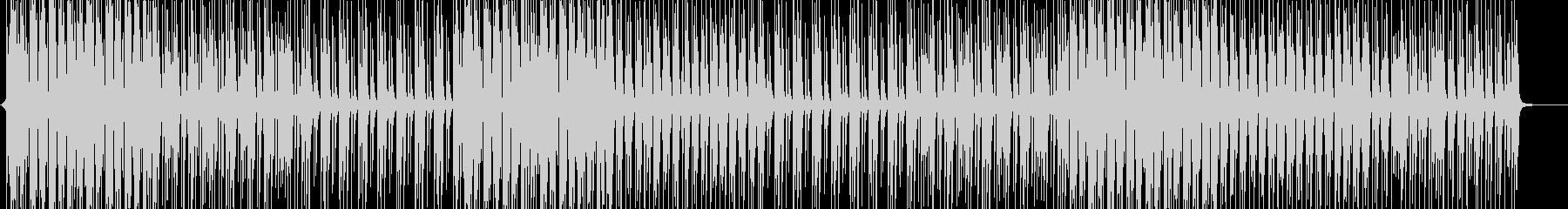 口笛とカリンバのゆったりかわいいポップ♫の未再生の波形