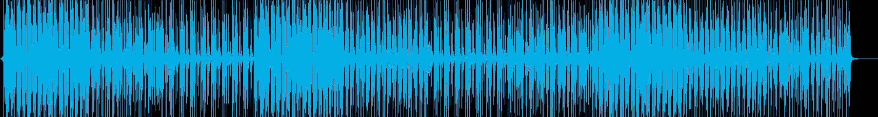 口笛とカリンバのゆったりかわいいポップ♫の再生済みの波形