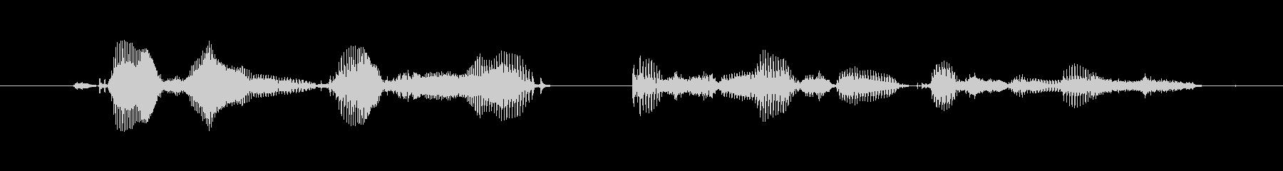 【時報・時間】午前5時を、お知らせいた…の未再生の波形