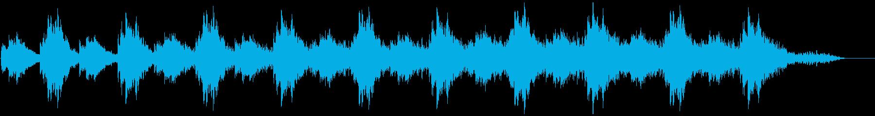 マジック・企業VPなどに☆シンセサウンドの再生済みの波形