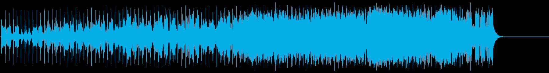 ダンサブルなポップ(イントロ~A~サ…)の再生済みの波形