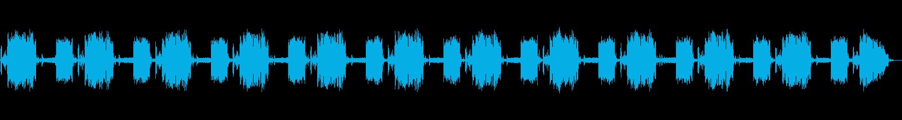 DOT MATRIX PRINTE...の再生済みの波形