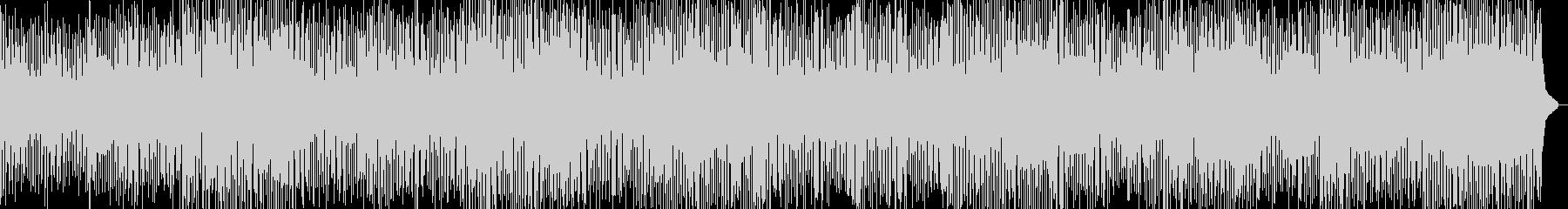 スリル感のあるアコースティックなファンクの未再生の波形