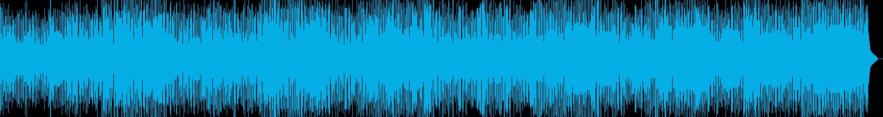 スリル感のあるアコースティックなファンクの再生済みの波形