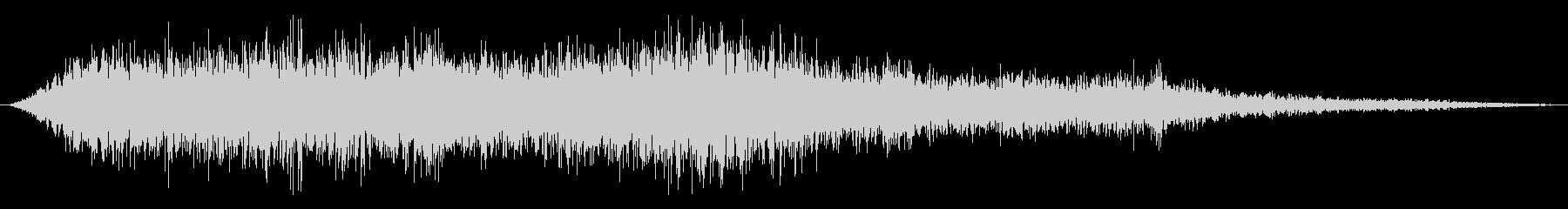 シューッという音EC07_88_6の未再生の波形