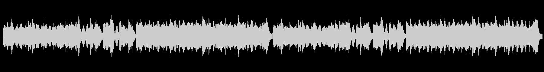 マリンバが印象的なかわいらしい曲です。…の未再生の波形