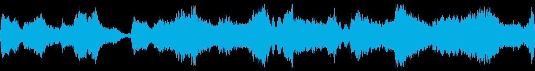 モーツァルト風の弦楽四重奏【ループ】の再生済みの波形