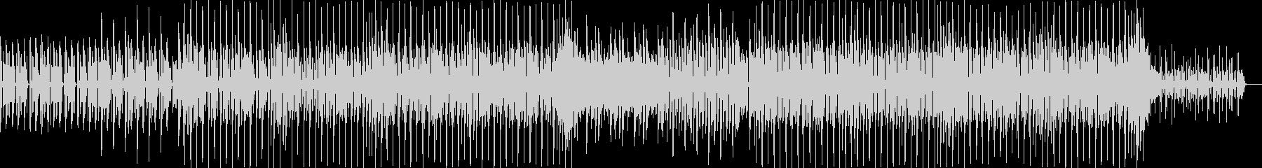 ノリノリで陽気なファンク/80sディスコの未再生の波形