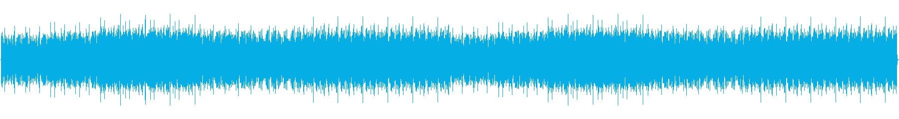 リズムトラックが印象的なダンジョンBGMの再生済みの波形