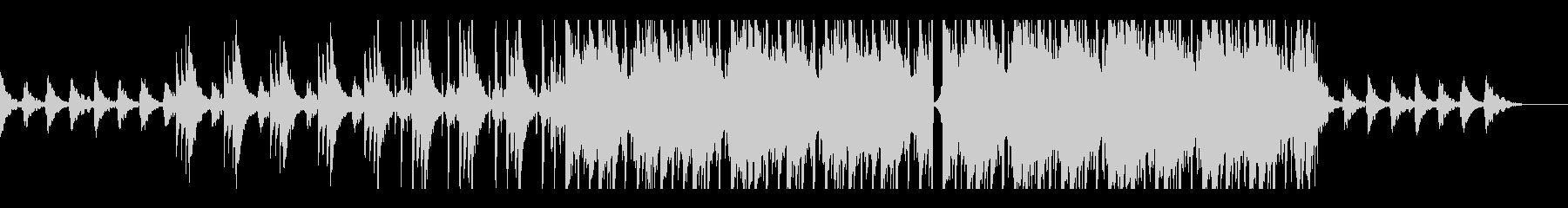 【短いVer2】ピアノが印象的なポップスの未再生の波形