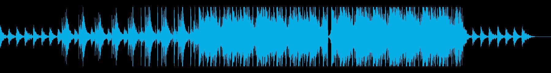 【短いVer2】ピアノが印象的なポップスの再生済みの波形