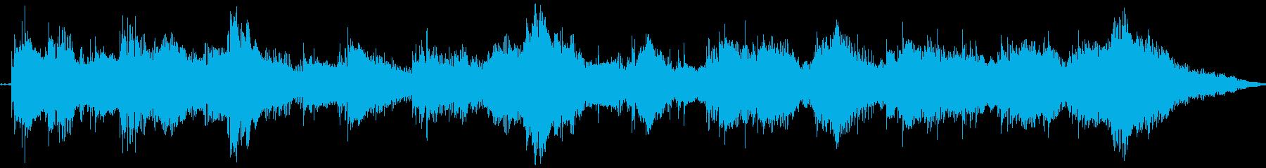 【キラキラ】Byエレキギター その②の再生済みの波形