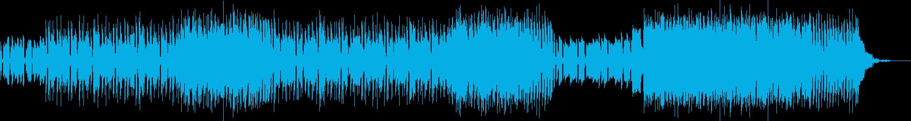 ヘヴィロック サスペンス 繰り返し...の再生済みの波形