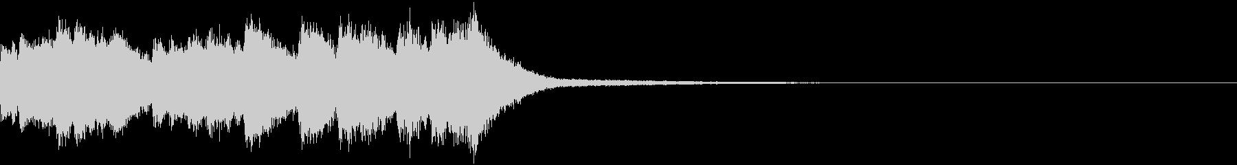 ファンファーレ キラキラ  紹介 25の未再生の波形