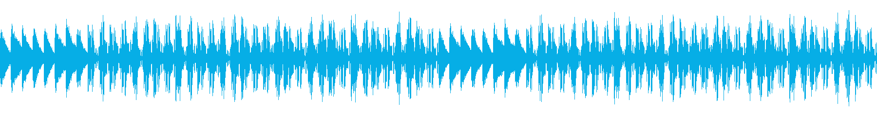 ローファイ・トークを邪魔しないヒーリングの再生済みの波形