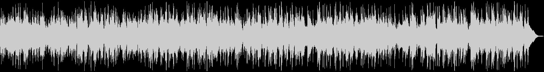 眠りつく前に聴きたいケルティックワルツの未再生の波形