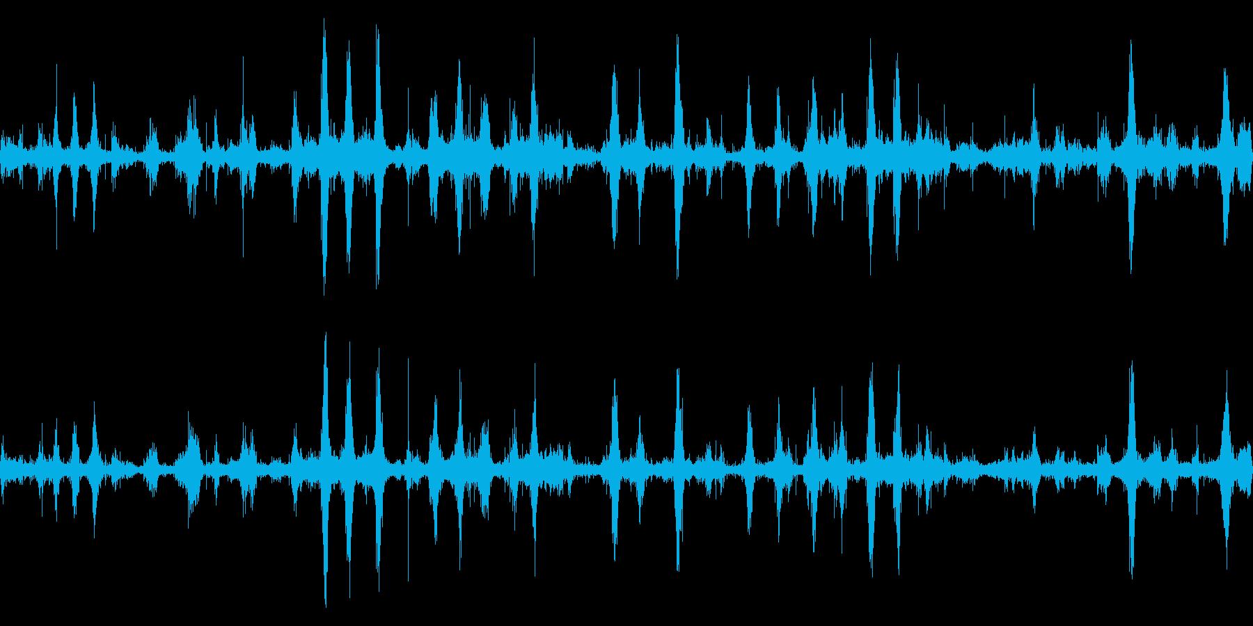 【四国最東端】蒲生田岬の波音 02の再生済みの波形