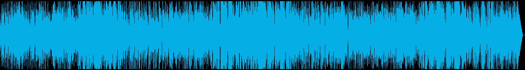 【生演奏】リラックスムードカフェボサノバの再生済みの波形